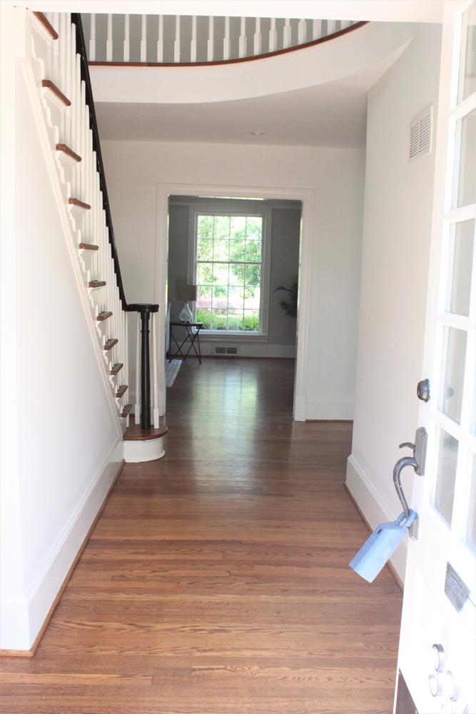 Entryway Renovah