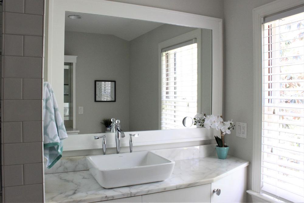 Master Bathroom Renovah