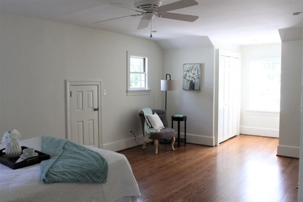 Master Bedroom Renovah 2