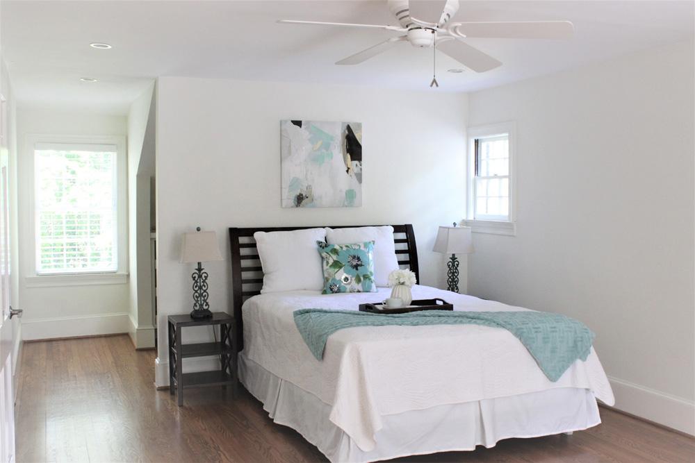 Master Bedroom Renovah