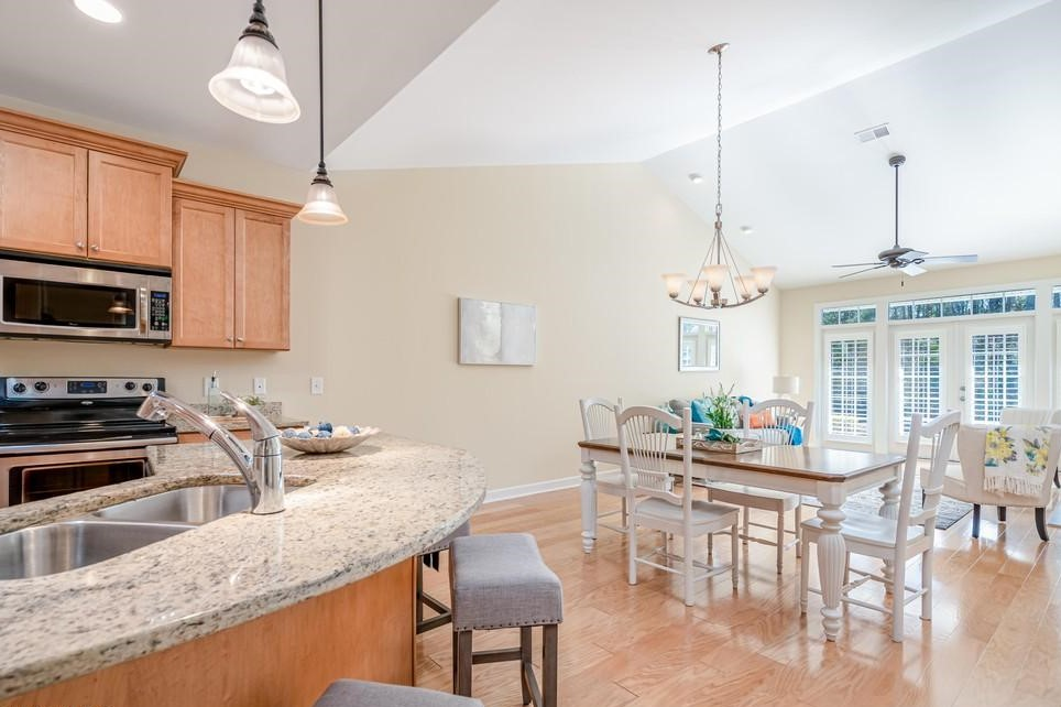 Kitchen barstools and dining